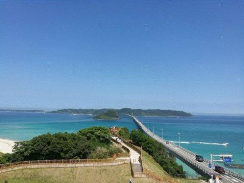 角島大橋の絶景おすすめ撮影スポット6
