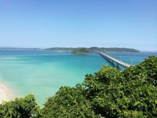 角島大橋の絶景おすすめ撮影スポット3
