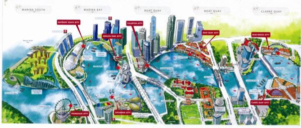 シンガポール観光といえばマーライオン【由来や行き方など】3