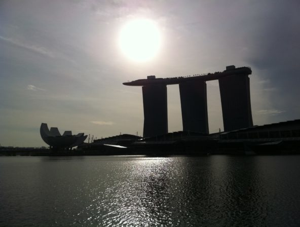 シンガポール観光といえばマーライオン【由来や行き方など】5