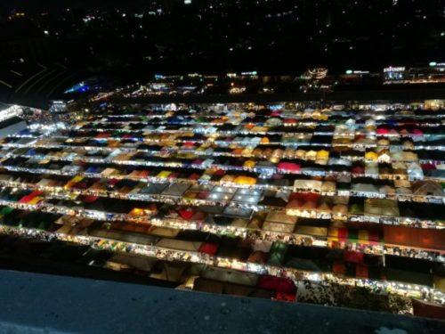 【バンコク】ラチャーダー鉄道市場のインスタ映え撮影スポットの行き方6