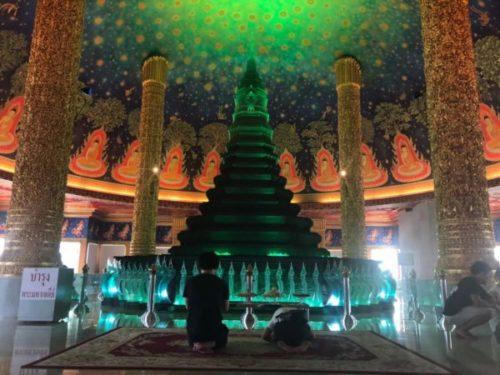 タイ・バンコクの「ワットパクナム」の拝観時間・料金・注意点など5