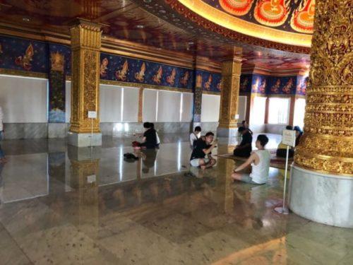 タイ・バンコクの「ワットパクナム」の拝観時間・料金・注意点など6