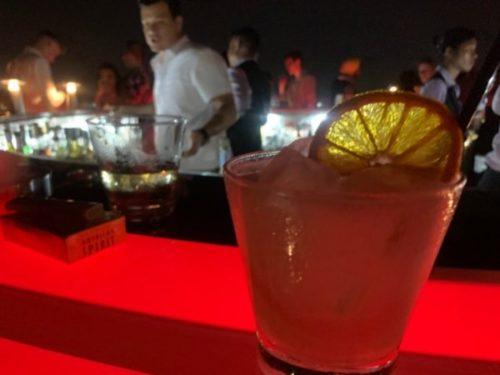バンコクのホテル「ルブア」のルーフトップバーで夜景を満喫しよう3