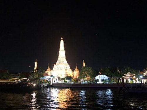 バンコクの三大寺院観光【渡し船で効率よく回ろう】2