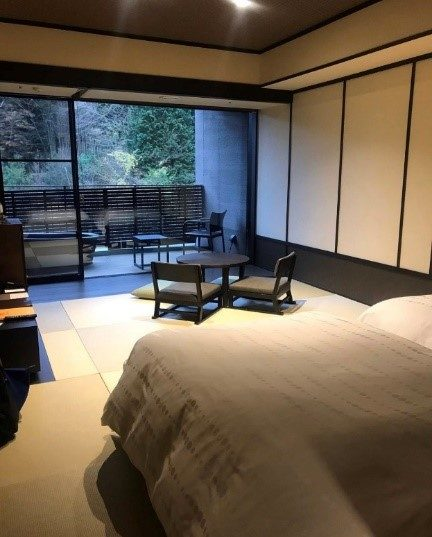 全室露天風呂付の「箱根小涌園 天悠」をブログで紹介1