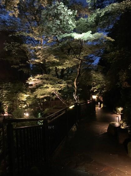 全室露天風呂付の「箱根小涌園 天悠」をブログで紹介6