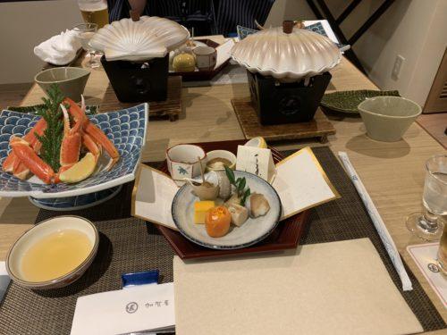 有名な老舗の宿「和倉温泉 加賀谷」の部屋や温泉・食事など3