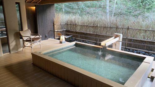 城崎温泉No.1と名高い西村屋本館の貸切露天風呂・食事を当ブログで紹介7