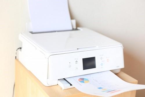 パソコンにつないだプリンターで印刷できない時の対処法1