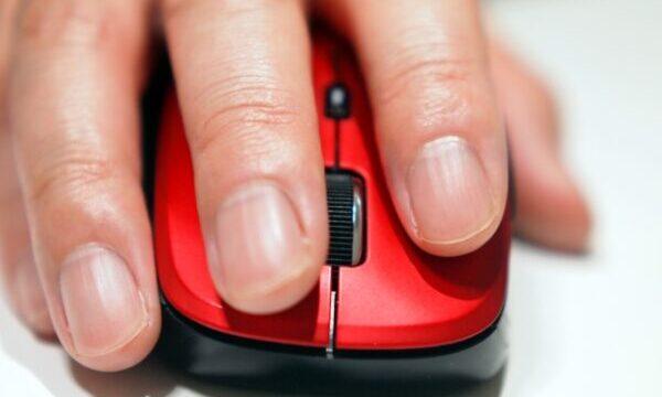 マウスの右クリックが出来ないときの対処法