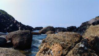 屋久島の平内海中温泉4