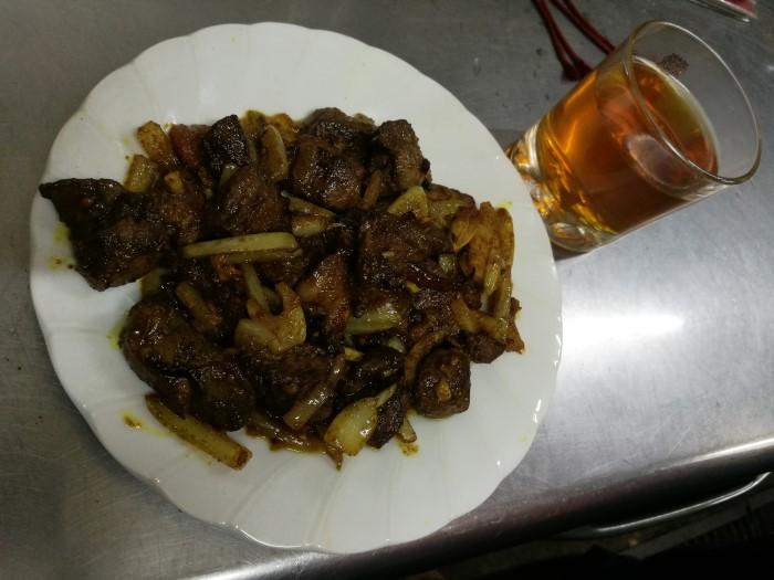 【鶏レバーレシピ】臭みがないスパイスレバー炒め【ネパール料理】2