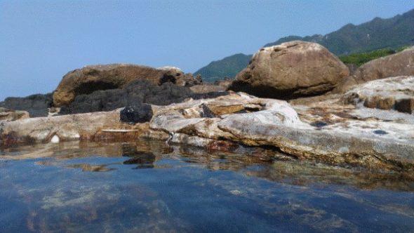 【屋久島】混浴の平内海中温泉に女性はいるのか4