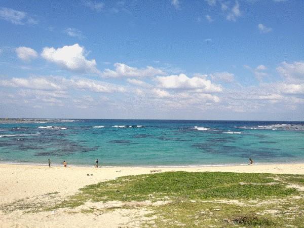 奄美大島の海といえば「土盛海岸」【奄美で一番綺麗な海】4