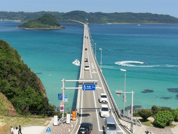 山口の角島の絶景「角島大橋」を見に行こう【画像も多数あり】3