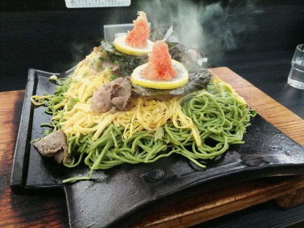 萩で唯一「瓦そば」が食べれる店【山口名物「瓦そば」】1