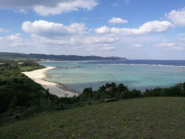 奄美の絶景「あやまる岬観光公園」【展望台からの動画もあり】1