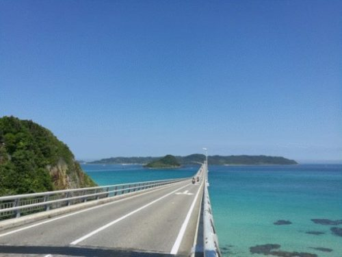 角島大橋の絶景おすすめ撮影スポット2