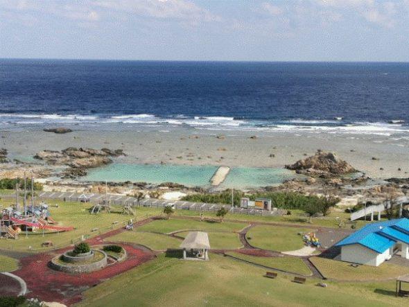 奄美の絶景「あやまる岬観光公園」【展望台からの動画もあり】3