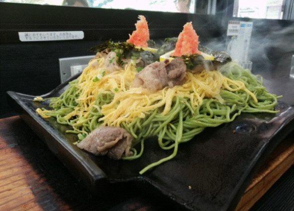 萩で唯一「瓦そば」が食べれる店【山口名物「瓦そば」】4