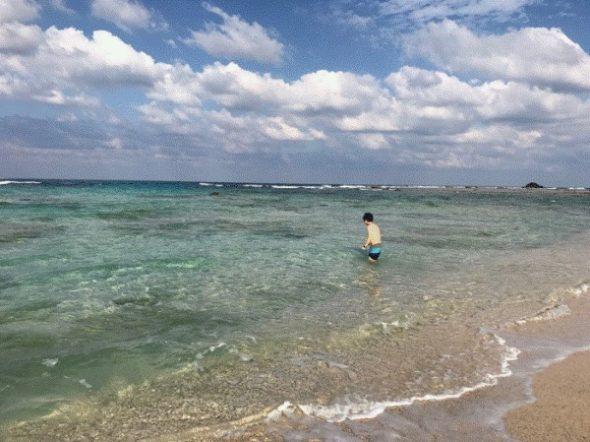 奄美大島の海といえば「土盛海岸」【奄美で一番綺麗な海】6
