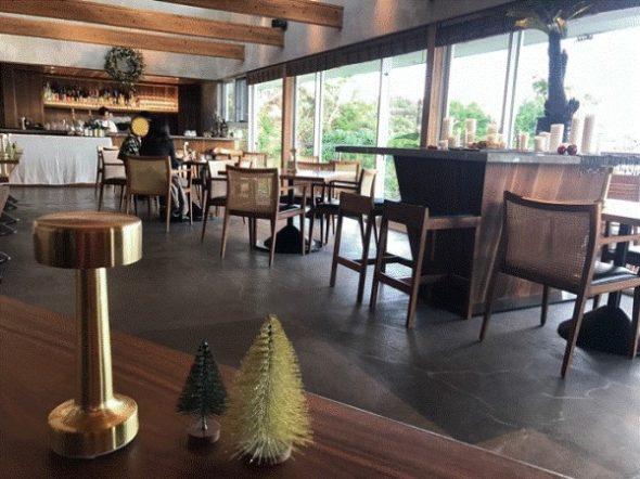 ネストアット奄美のレストラン「アマナリ」の朝食と夕食を紹介1