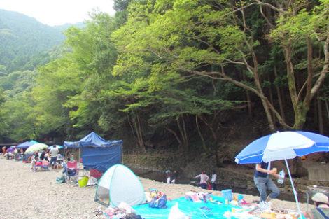 光滝寺キャンプ場を紹介【大阪・河内長野にある穴場キャンプ場】5