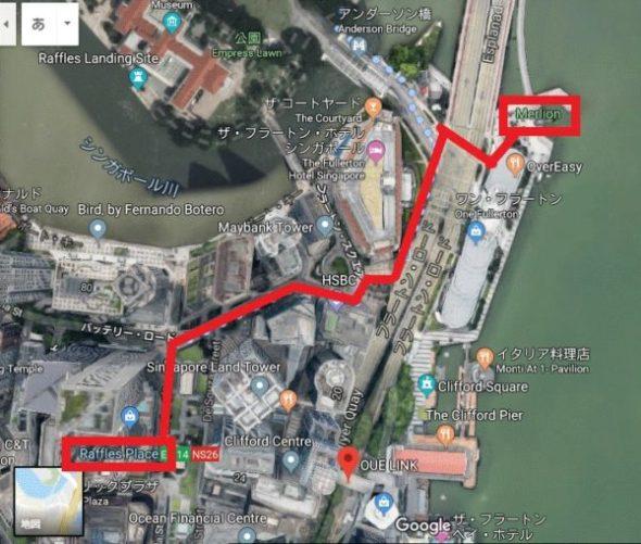 シンガポール観光といえばマーライオン【由来や行き方など】1