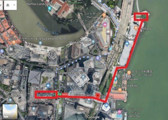 シンガポール観光といえばマーライオン【由来や行き方など】2