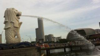 シンガポール観光といえばマーライオン【由来や行き方など】7