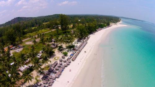 シンガポールから行くビンタン島のトリコラビーチ!透明度は?1