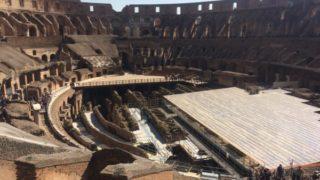 「ローマ歴史地区」の世界遺産を一日で観光してみよう1