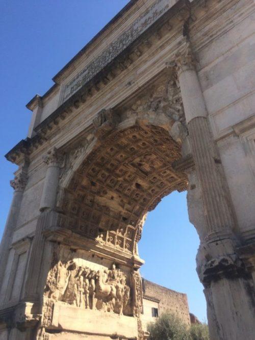 「ローマ歴史地区」の世界遺産を一日で観光してみよう2