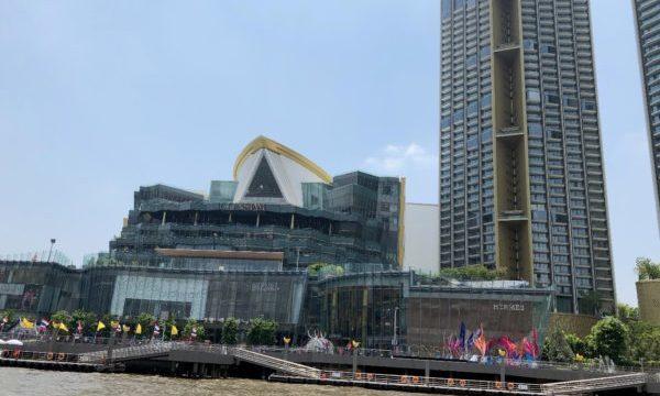 アイコンサイアムはバンコクで大人気の最新ショッピングモール!1