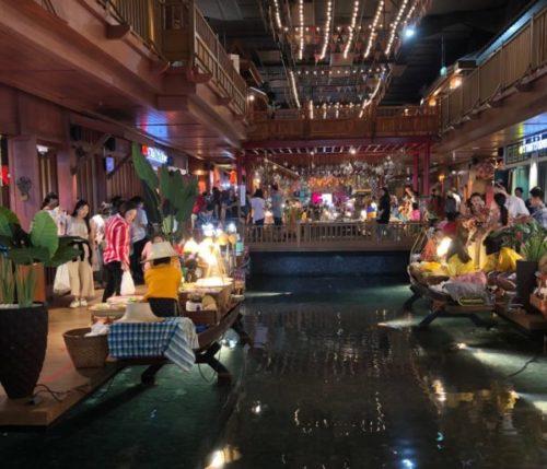 アイコンサイアムはバンコクで大人気の最新ショッピングモール!2