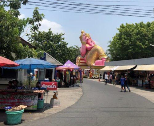 タイのピンクガネーシャで3倍速で願いを叶えよう【正しい願い方】1