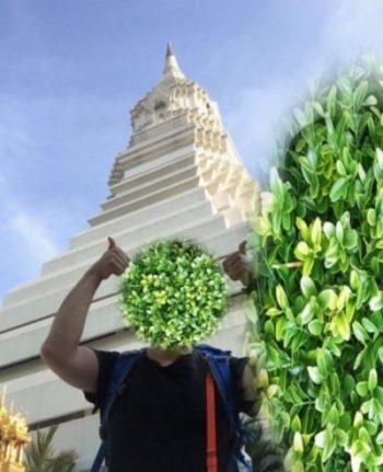 タイ・バンコクの「ワットパクナム」の拝観時間・料金・注意点など1