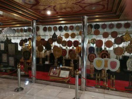 タイ・バンコクの「ワットパクナム」の拝観時間・料金・注意点など2