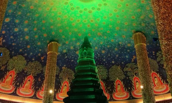 タイ・バンコクの「ワットパクナム」の拝観時間・料金・注意点など3