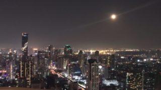 バンコクのホテル「ルブア」のルーフトップバーで夜景を満喫しよう4