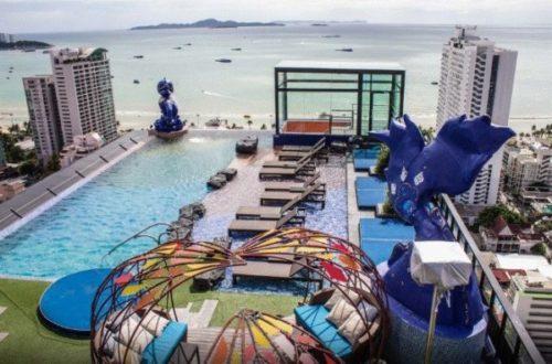 パタヤのプール付きおすすめホテル「サイアム・アット・サイアム・デザインホテル」4