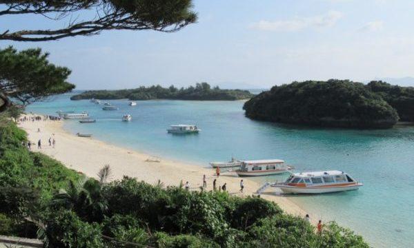石垣島・川平湾の絶景