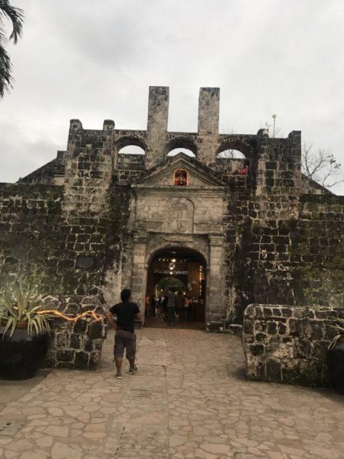 セブ島にあるサン・ペドロ要塞