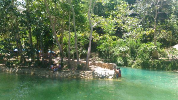 ボホール島のロボック川1