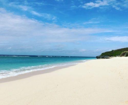 沖永良部島のワンジョビーチ1