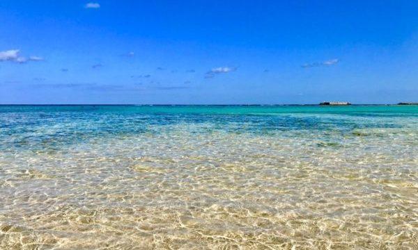 沖永良部島のワンジョビーチ2