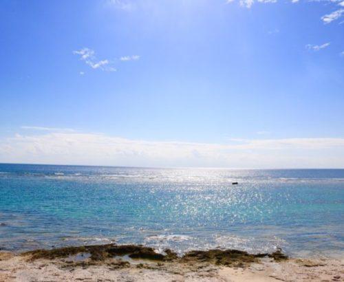 沖永良部島の屋子母海岸