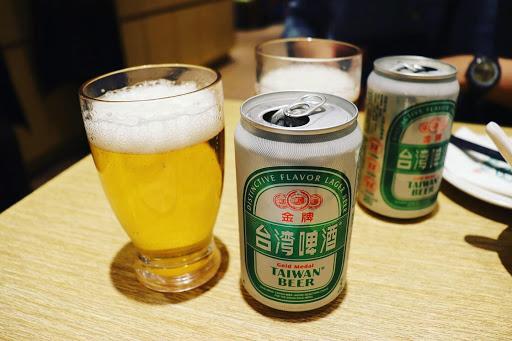 ティムホーワンで飲めるビール