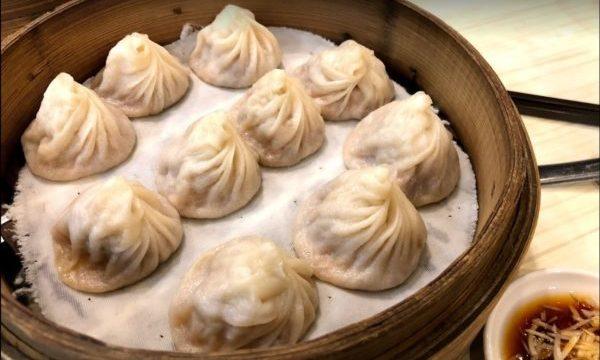 台北にある小上海で食べられる小籠包